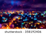 Blur Lights From Chiang Mai ...