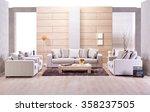 sofa set | Shutterstock . vector #358237505