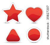 web signs | Shutterstock .eps vector #35827207