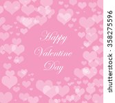 happy valentines day cards | Shutterstock . vector #358275596