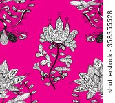 vector seamless texture   Shutterstock .eps vector #358355528