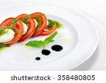 salad. | Shutterstock . vector #358480805