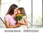 mother. | Shutterstock . vector #358522262