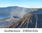Mount Bromo In Java In Indonesia