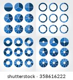collections of different... | Shutterstock .eps vector #358616222