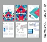 templates. design set of web ...