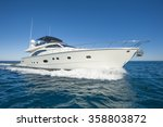 A Luxury Private Motor Yacht...