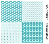 backgrounds seamless geometric... | Shutterstock .eps vector #358820726