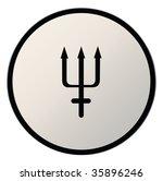 astrological symbol for planet... | Shutterstock . vector #35896246