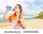 water. | Shutterstock . vector #358983482