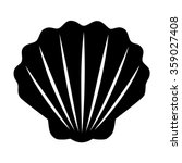 seashell   shellfish marine... | Shutterstock .eps vector #359027408