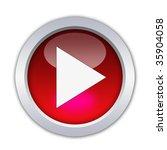 play button | Shutterstock . vector #35904058