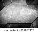 metal design background | Shutterstock . vector #359057198
