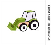 vector illustration of toy... | Shutterstock .eps vector #359110055