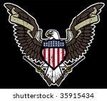 guns | Shutterstock .eps vector #35915434