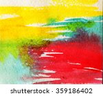 watercolor texture | Shutterstock . vector #359186402