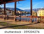 the ponte vecchio  or ponte... | Shutterstock . vector #359204276