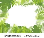vector tropical jungle... | Shutterstock .eps vector #359282312