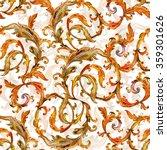 rich seamless texture with...   Shutterstock . vector #359301626
