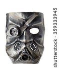 Carnival Mask  Isolated....