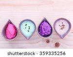 alternative skin care and... | Shutterstock . vector #359335256