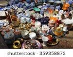 saigon   feb 5  2015   vintage... | Shutterstock . vector #359358872