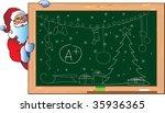 santa claus | Shutterstock .eps vector #35936365