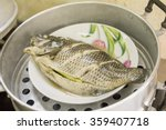 Mango Fish Steamed With...