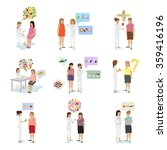 "doctor and patients  ""fat to... 