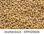 soybean background | Shutterstock . vector #359420606