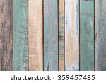 Old Color Wood Plank Texture...