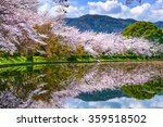 Kyoto  Japan In The Spring At...