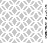 seamless geometric pattern with ... | Shutterstock .eps vector #359628428