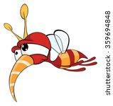 cartoon illustration of a red... | Shutterstock . vector #359694848