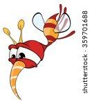 cartoon illustration of a red... | Shutterstock . vector #359701688