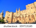 Large Building Of The Papal...