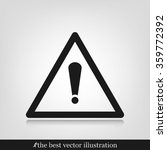 exclamation mark   Shutterstock .eps vector #359772392