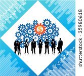 business concept   Shutterstock .eps vector #35980618