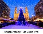 Budapest  Hungary   Dec 19 2015 ...