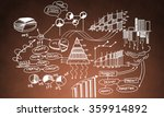 business strategy planning | Shutterstock . vector #359914892