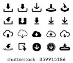 download icon | Shutterstock .eps vector #359915186