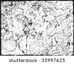 grunge vector texture can also...   Shutterstock .eps vector #35997625