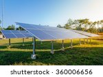 power plant using renewable... | Shutterstock . vector #360006656