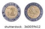 1998. 2 Peso. Estados Unidos...