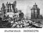 Dovecotes And Ruins Of A...