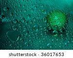 abstract drops | Shutterstock . vector #36017653