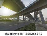highway overpass | Shutterstock . vector #360266942