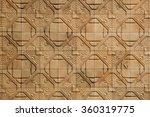 brick block floor background  ...   Shutterstock . vector #360319775