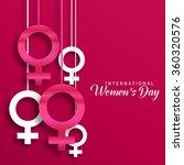vector illustration feminine... | Shutterstock .eps vector #360320576