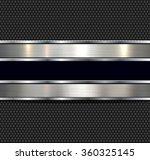 background  polished metal... | Shutterstock .eps vector #360325145
